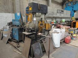 Ficep Punching Machine - Lot 15 (Auction 2504)