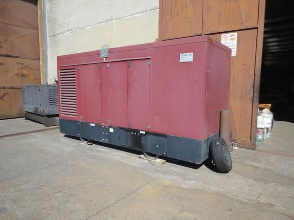 22#2504 Gruppo elettrogeno Mase Generators