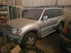 Mitsubishi Pajero car - Lot 38 (Auction 2504)