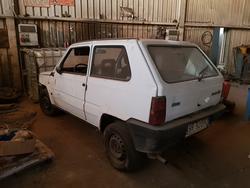 Fiat Panda car - Lot 43 (Auction 2504)