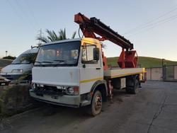 Fiat Truck - Lot 47 (Auction 2504)