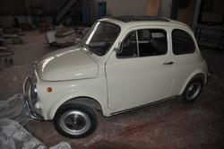 Fiat 500 L antique car - Lot 3 (Auction 2505)