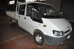 Autocarro Ford Transit 2.4 - Lotto 4 (Asta 2505)