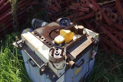 Piegatrice per ferro Sirmex SP30T - Lotto 4 (Asta 2509)