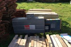 Bamip boards cleaning machine - Lot 5 (Auction 2509)