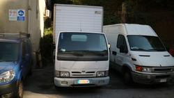 Nissan Cabstar truck - Lot 1 (Auction 2512)