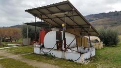 Cisterna per gasolio - Lotto 36 (Asta 2514)
