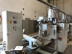 Generatore Cummins e Impianto di produzione pellet Larus Sinte - Lotto  (Asta 2515)