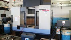 Doosan VC 500 Machining Center - Lot 1 (Auction 2519)