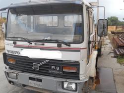Autocarro Volvo FL6 - Lotto 6 (Asta 2524)