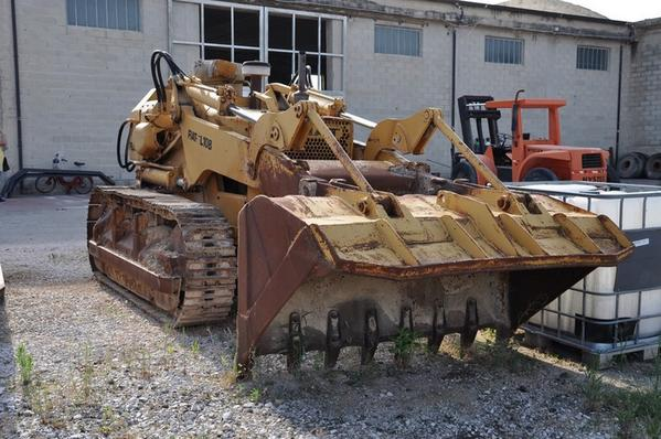 lot fiat allis fl 10 b crawler loader lot fiat allis fl 10 b crawler loader