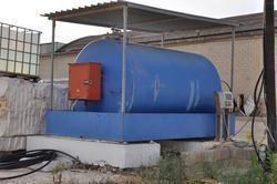 Cisterna per gasolio Biondi e Grassi - Lotto 22 (Asta 25270)
