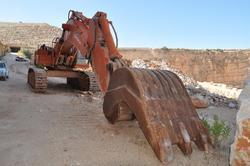 Escavatore cingolato Fiat Hitachi EX 700 BE - Lotto 24 (Asta 25270)