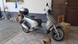 Motocicletta Piaggio Aprilia - Lotto 6 (Asta 2529)