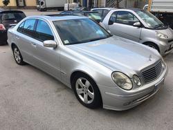 Mercedes E 270 CDI Avat Gard car - Lot 5 (Auction 2532)