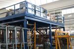 Immagine 3 - Soppalco metallico Rinieri - Lotto 1 (Asta 2533)