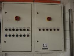 Electrical cabinet - Lot 111 (Auction 2536)