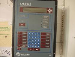 Fire system control panel - Lot 112 (Auction 2536)