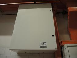 Electrical cabinet - Lot 133 (Auction 2536)