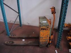 OMG electric pallet truck - Lot 19 (Auction 2536)