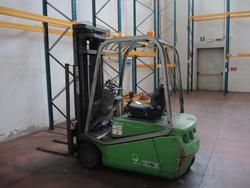 Cesab Blitz 315 forklift truck - Lot 23 (Auction 2536)