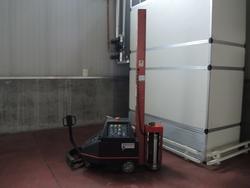 Robopac Robot 2001 pallet wrapping machine - Lot 34 (Auction 2536)