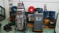 Ghibli and Nilfisk industrial vacuums - Lot 4 (Auction 2540)