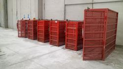 Sicam Safety Box safety cages for tire inflating - Lot 6 (Auction 2540)