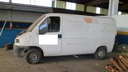 Fiat Ducato truck - Lot 7 (Auction 2540)