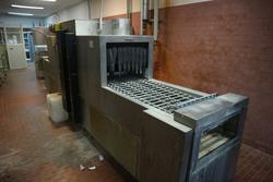 Comenda washing cage and Bottarini driers and tank - Lot  (Auction 2541)