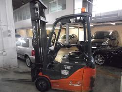 Carrello elevatore Toyota - Asta 2544