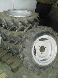 Agricultural tires - Lot 1 (Auction 2560)