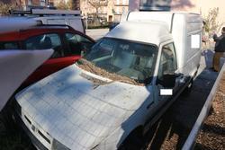 Fiat Fiorino Lupo truck - Lot 10 (Auction 2561)