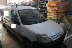 Autocarro Citroen  Berlingo - Lotto 5 (Asta 2561)