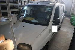Autocarro Fiat Doblò - Lotto 7 (Asta 2561)