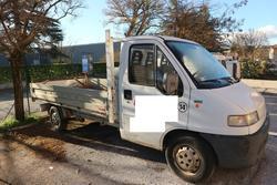 Fiat Ducato TDS truck - Lot 9 (Auction 2561)