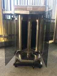 Rotating vertical spit Techfood - Lot 1 (Auction 2583)
