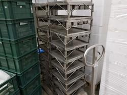 Macchinari produzione formaggi e celle frigorifere - Lotto  (Asta 2595)
