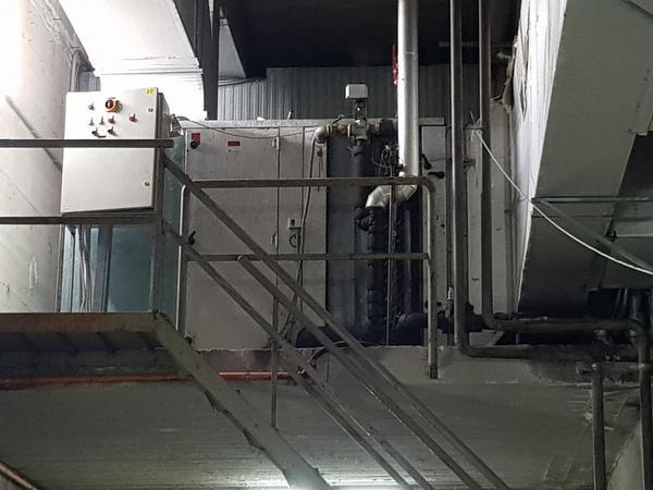 23#2595 Macchinari per impianto frigo