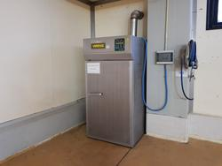 Verinox Junior 1100 oven - Lot 4 (Auction 2595)
