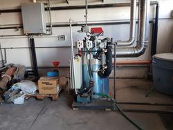 Generatore di vapore Ivar VR100 - Lotto 7 (Asta 2595)