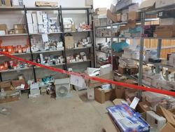 Electrical boxes and lighting components - Lot  (Auction 2597)