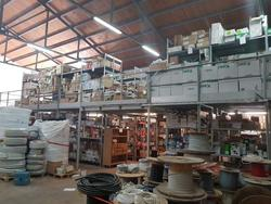 Industrial shelving - Lot 13 (Auction 2597)