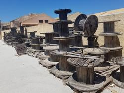 Wooden platforms and stairs - Lot 21 (Auction 2597)