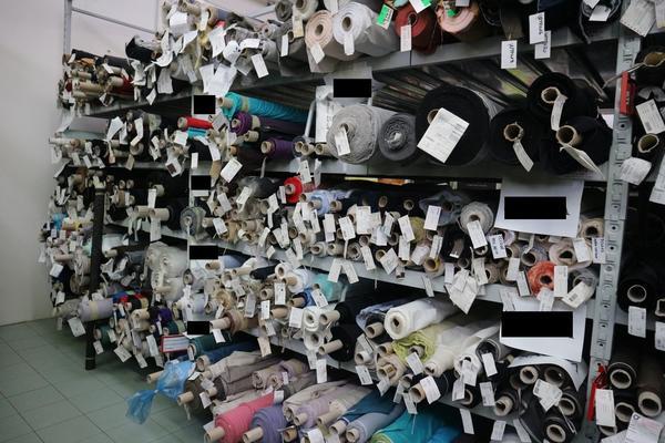 1#2610 Azienda dedita alla produzione e commercio di abbigliamento