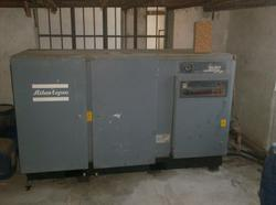 Atlas Copco compressor - Lot 51 (Auction 2618)