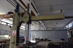 Double head squaring machine - Lot 3 (Auction 2666)