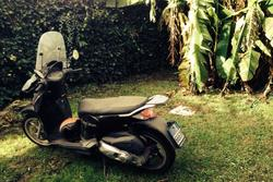Piaggio motorcycle - Lot 7 (Auction 2666)