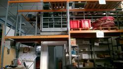 Scaffalature e materiale elettrico - Lotto 1669 (Asta 2668)