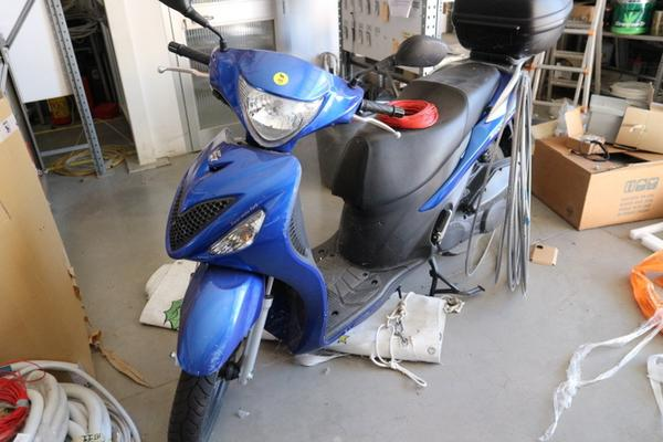 Immagine n. 1 - 2593#2668 Motociclo Suzuki Motor Espana WVCN
